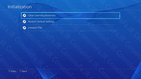 Clear Learning Dictionary